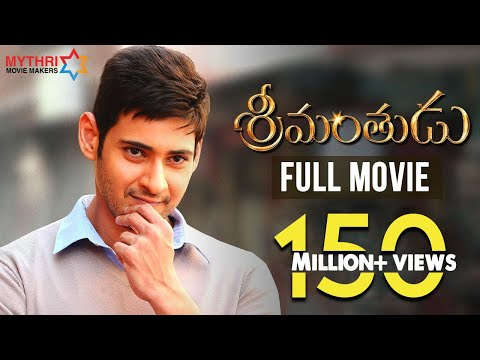 Download Srimanthudu Telugu Full Movie | Mahesh Babu | Shruti Haasan | Jagapathi Babu | Latest Telugu Movies HD Mp4 3GP Video and MP3