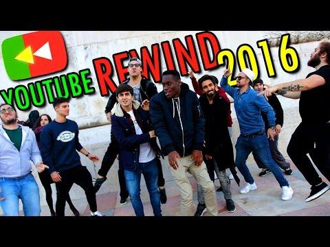YOUTUBE REWIND AQUI SÓ PARA TI - Youtube Rewind Portugal 2016 #RewindPT
