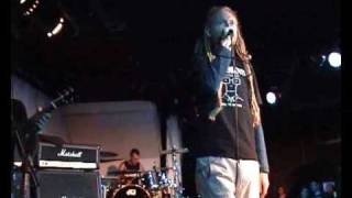 Frenzal Rhomb - Intro - Genius - live at the corner 20.03.09