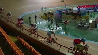 Велотрек в Крылатском