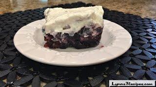 Blueberry Jello Salad - Lynns Recipes