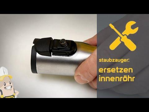 Ersetzen des inneren Röhrverschlusses Ihres Staubsaugers | Das Ersatzteilecenter.de Verfahren