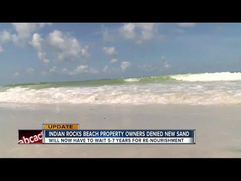 Sand fight! Properties will be skipped in beach renourishment