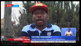 Mike Sonko's response to Keriako Tobiko after he stated he is acting President of Kenya