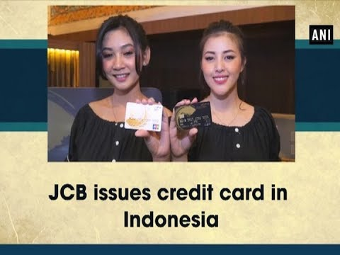 JCB issues credit card in Indonesia
