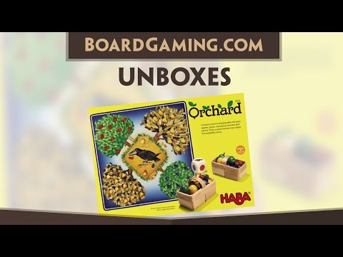 BoardGaming.com Unboxes Orchard