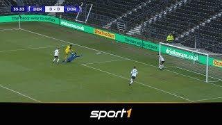 In der Zwischenrunde der UEFA Youth League gastiert die U19 von Borussia Dortmund mit Wunderkind Youssoufa Moukoko bei Derby County. Der Superknipser hat nicht seinen besten Tag.  ► Lade dir unsere neue SPORT1-App runter: http://onelink.to/cd8fcq ► Jetzt unseren Channel abonnieren: http://bit.ly/2F5mJrQ  ► Folge uns auf Facebook: http://on.fb.me/1non9bf ► Folge uns bei TikTok: https://tiktok.com/@sport1news ► SPORT1 eSports & Gaming: http://bit.ly/1WQ9wDK  ► Hier geht's zur SPORT1 Videowelt: http://bit.ly/1U10yE0  #SPORT1 #BVB #MOUKOKO
