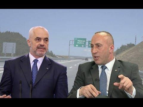 """""""KRYEMINISTRI HARADINAJ"""" - Po të na pyesnin, do paguanim nga buxheti i Kosovës për """"Rrugën e Kombit"""""""