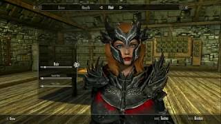 Skyrim (mods) - Testra - Spotlight On: Crown Helmets Redux by pnkrd and Oaristys