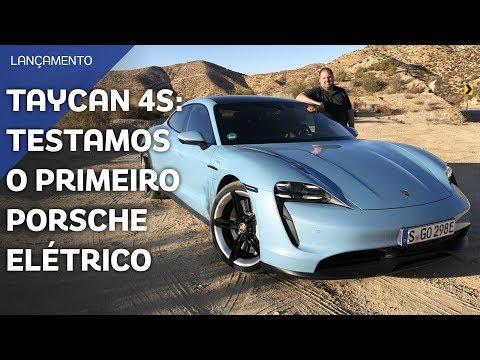 Porsche Taycan 4s: aceleramos o novo superesportivo elétrico