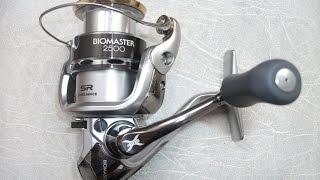 Катушка shimano biomaster 4000fb