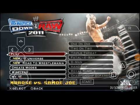Download How to brake hell in a cell in wwe 2k11 HD Mp4 3GP Video and MP3