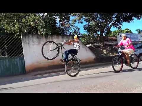 Grau de bike em ataleia