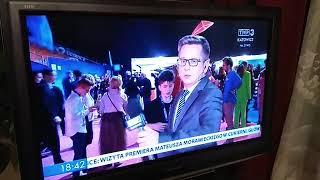 Wpadka prezentera TVP na Eurowizji Junior!
