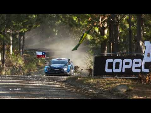 WRC - Copec Rally Chile 2019/ M-Sport Ford WRT: Sunday Highlights