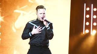 Olly Murs   Dance With Me Tonight   O2 London 20190518