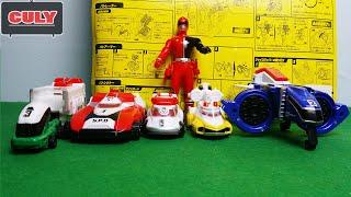 Robot siêu nhân Deka - Tokusou Sentai Dekaranger - toy for childrens