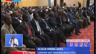 Magufuli tightens the ropes on Acacia Mining Company in Tanzania
