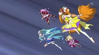 Go! Princess Precure favorite fight!