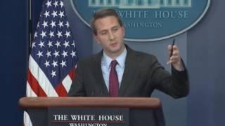 White House Press Briefing, Dec 2. 2016.