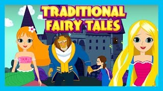 Traditional Fairy Tales - Animated English Stories || Fairy Tales and Bedtime Stories For Kids