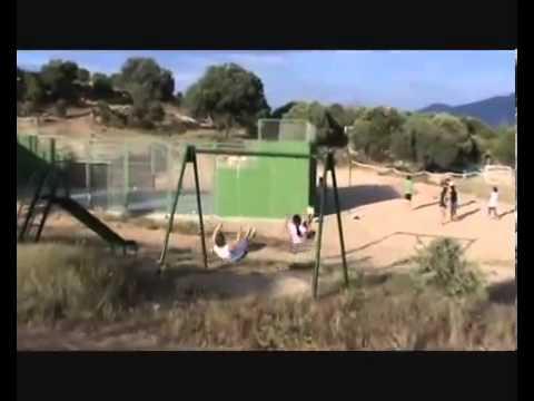 Casa Rural con Padel Futbol Balon Cesto y Pin Pon