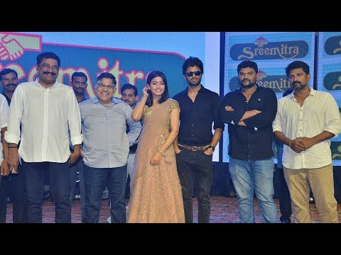 Vijay Deverakonda At Pre Release Event