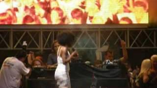 Alex Gaudino feat. Sheena - Watchout [Live] Donauinselfest