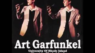 Art Garfunkel Traveling Boy Live 1977