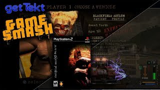 Twisted Metal Black: gameSmash PlayStation 2 Gameplay