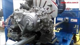 Nissan Qashqai Otomatik Şanzımanın (JF015) Tamir ve Final Testi - [ATCO]