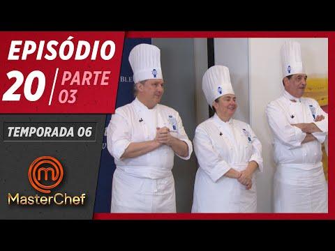 MASTERCHEF BRASIL (11/08/2019) | PARTE 3 | EP 20 | TEMP 06