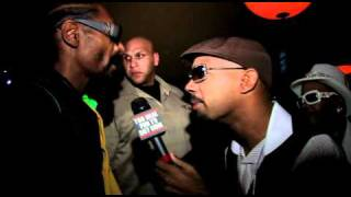 Snoop Dogg interview @Players Ball in Hollywood