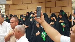 preview picture of video 'شركة النور الساطع للسياحة والسفر سوريا دمشق موضع رؤوس الشهداء'