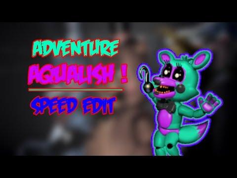 Download fnaf c4d adventure aqualish model fnaf speed