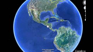 Memorize Central American & Caribbean Countries in less than 5 minutes with mnemonics!