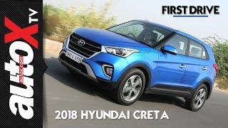 Hyundai Creta Review | First Drive | autoX