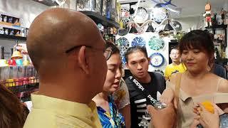 """Drunken Baloon - tiệm bán """"đồ chơi"""" độc lạ tại khu Bugis Arab Singapore"""
