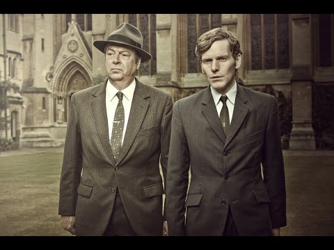 ITV Commercial for Endeavour (2015 - 2016) (Television Commercial)