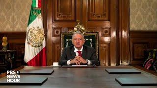 WATCH: Mexico President López Obrador's full speech at U.N. General Assembly