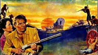 "Richard Widmark  Em ""A ÚLTIMA CARROÇA (1956)"""