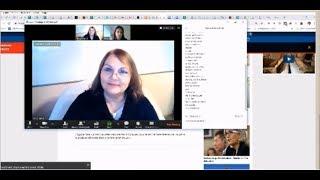 Online tanulás virtuális osztályteremben