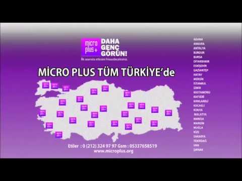 Micro Plus Tüm Türkiyede