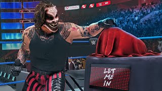 THE FIEND REVEALS NEW SMACKDOWN UNIVERSAL CHAMPIONSHIP! | WWE 2K20 Enhanced Universe Mods