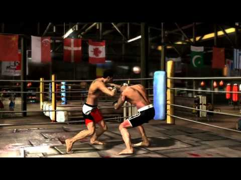 Видео № 0 из игры Supremacy MMA (Б/У) [PS3]