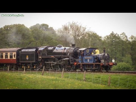 The Bluebell Railway 'Branch Line Weekend' 13th May 2017