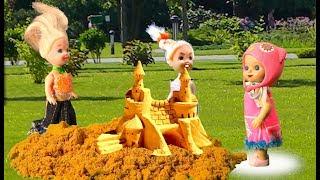 Барби мультик: Мой любимый домик  - видео для детей с куклами игрушками