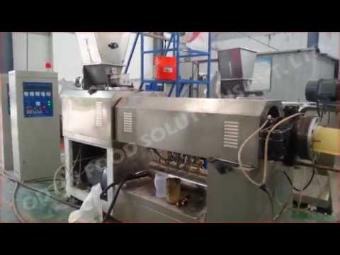 Snacks Pellets Production Line