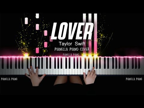 Taylor Swift - Lover Remix Feat. Shawn Mendes | Pianella Piano Cover