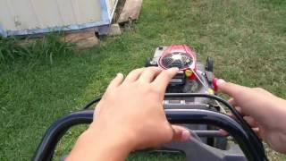 Memorial Day Lawn Mowing POV📽